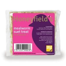 Honeyfield's Mealworm Suet Treat - 300g